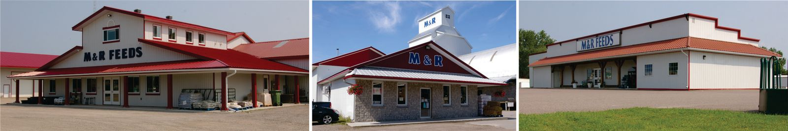 M and R feeds - 3 locations to serve you