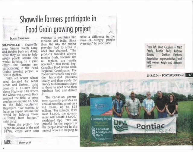 Food Grains Initiative
